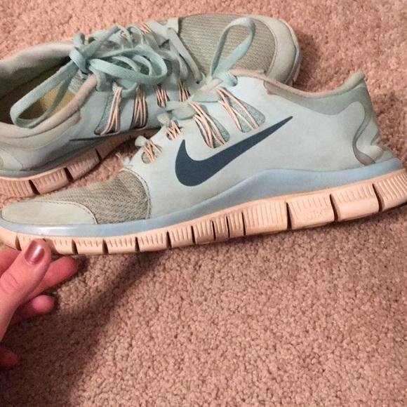 1d50f69d7d5b Blue Nike shoes. M 5a4e4d1e077b97aa1f009c2d